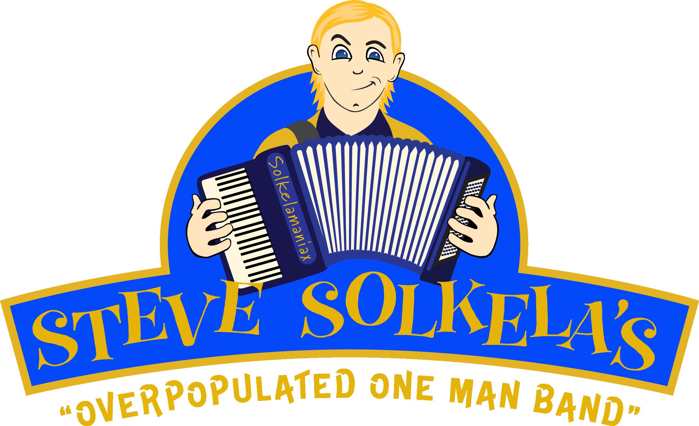 Steve Solkela logo